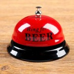 Звонок «Ring for Beer» арт.2757075