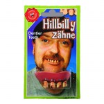 Зубы Hill Billy гнилые